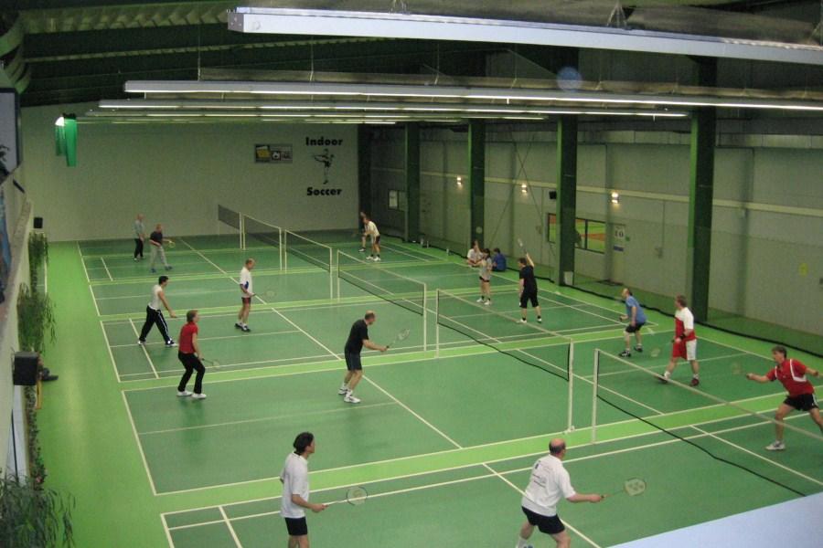 Badminton Empelde